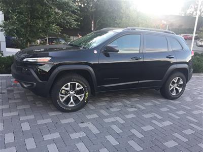 2017 Jeep Cherokee lease in Philadelphia,PA - Swapalease.com