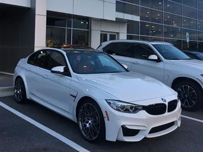 2017 BMW M3 lease in Washington,DC - Swapalease.com