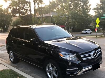 2017 Mercedes-Benz GLE-Class lease in Evanston,IL - Swapalease.com