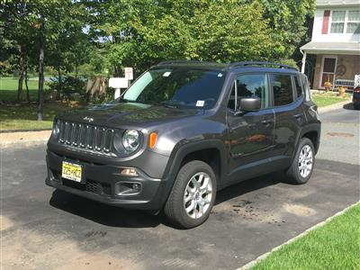 2016 Jeep Renegade lease in Woodcliff Lake,NJ - Swapalease.com