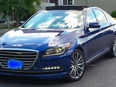 2016 Hyundai Genesis lease in Fort Mill,SC - Swapalease.com