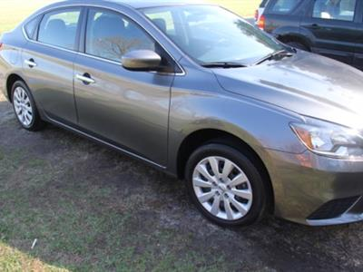 2017 Nissan Sentra lease in Franklinville,NJ - Swapalease.com