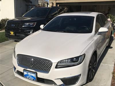2017 Lincoln MKZ Hybrid lease in Mountainhouse,CA - Swapalease.com