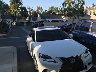 2016 Lexus IS 200t F Sport lease in Lakewood,CA - Swapalease.com