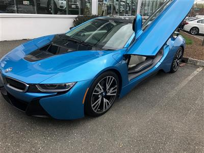 2016 BMW I8 Lease In LodiNJ