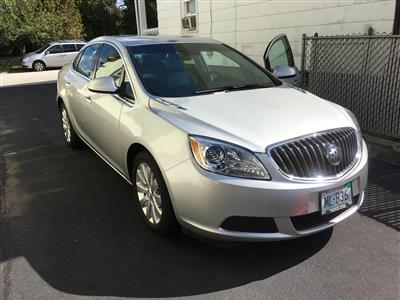 2016 Buick Verano lease in Woonsocket,RI - Swapalease.com