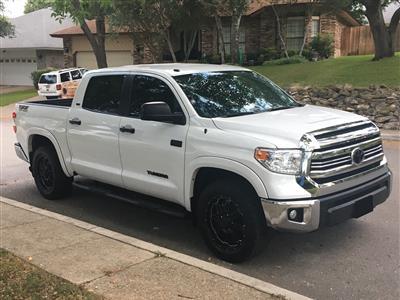 2017 Toyota Tundra lease in San Antonio,TX - Swapalease.com