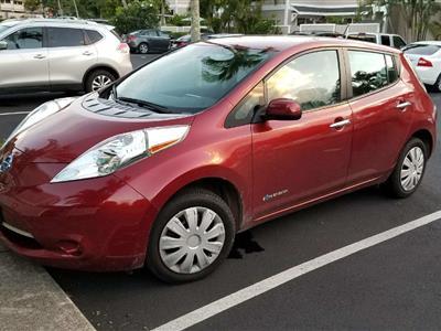 2015 Nissan LEAF lease in Kaneohe,HI - Swapalease.com
