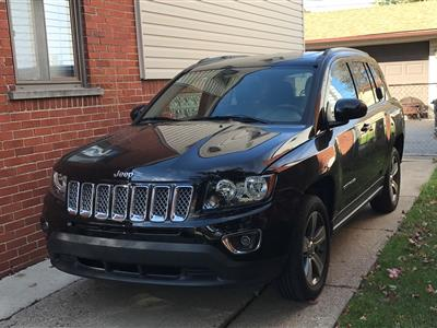 2017 Jeep Compass lease in Saint Clair Shores,MI - Swapalease.com