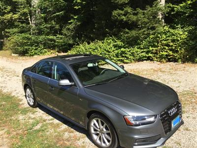 2016 Audi A4 lease in Fairfield,CT - Swapalease.com