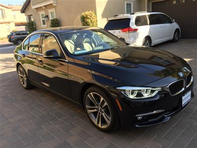 2016 BMW 3 Series lease in Arcadia,CA - Swapalease.com