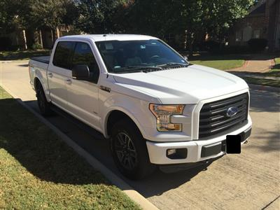2016 Ford F-150 lease in FRISCO,TX - Swapalease.com