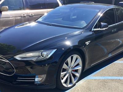 2014 Tesla Model S lease in Anaheim,CA - Swapalease.com