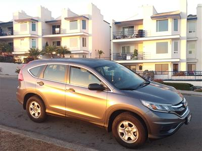 2015 Honda CR-V lease in Carlsbad,CA - Swapalease.com