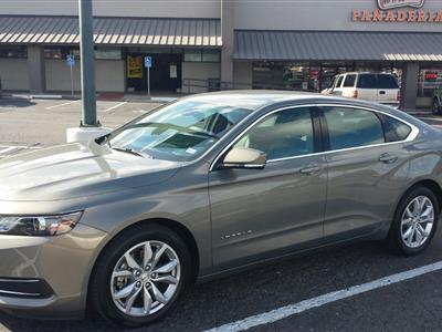 2017 Chevrolet Impala lease in Austin,TX - Swapalease.com