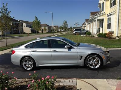 2015 BMW 4 Series lease in Lisle,IL - Swapalease.com
