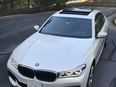 2016 BMW 7 Series lease in Bedford,NH - Swapalease.com