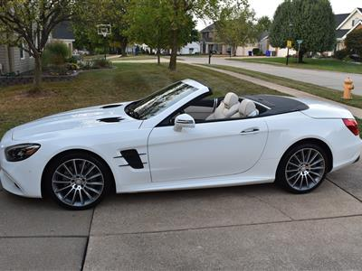 2017 Mercedes-Benz SL Roadster lease in grover,MO - Swapalease.com