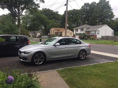 2017 BMW 3 Series lease in Clark,NJ - Swapalease.com