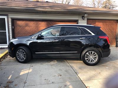 2017 Cadillac XT5 lease in Westland,MI - Swapalease.com