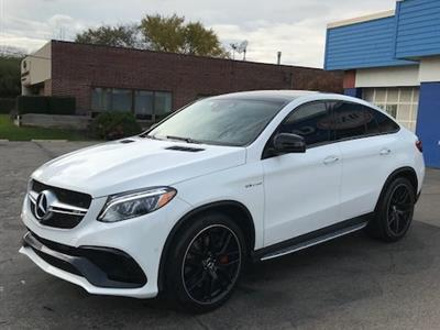 2017 Mercedes-Benz GLE-Class Coupe lease in GLEN ELLYN,IL - Swapalease.com