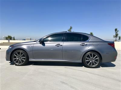 2015 Lexus GS 350 F Sport lease in Thousand Oaks,CA - Swapalease.com