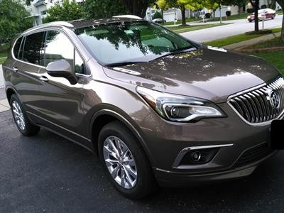 2017 Buick Envision lease in Aurora,IL - Swapalease.com