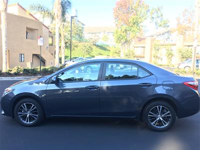 2016 Toyota Corolla lease in San Diego,CA - Swapalease.com