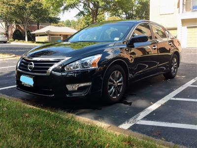 2015 Nissan Altima lease in Charlotte,NC - Swapalease.com