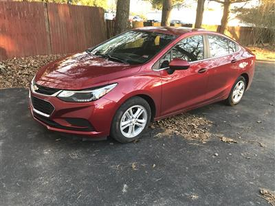 2017 Chevrolet Cruze lease in Hillsboro,OH - Swapalease.com