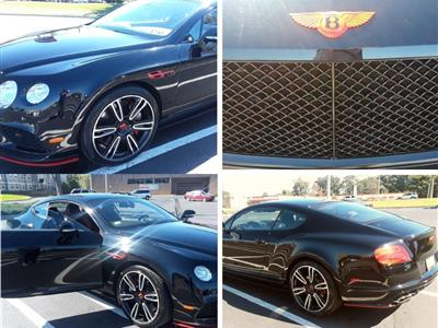 2016 Bentley Continental GT V8 S lease in Philadelphia,PA - Swapalease.com