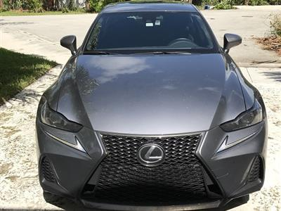 Lexus IStFSport Lease Deals In Miami Florida Swapaleasecom - Lexus miami lease