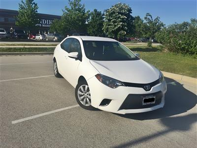 2015 Toyota Corolla lease in Franklin,WI - Swapalease.com