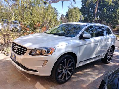 2016 Volvo XC60 lease in Culver City,CA - Swapalease.com