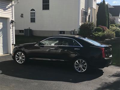 2016 Cadillac ATS lease in Albany,NY - Swapalease.com