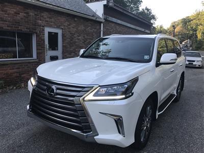 2017 Lexus LX 570 lease in CLIFTON,NJ - Swapalease.com