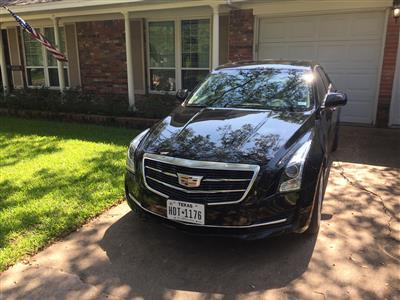 2016 Cadillac ATS lease in Houston,TX - Swapalease.com