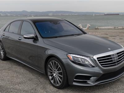 2016 Mercedes-Benz S-Class lease in Antioch,CA - Swapalease.com