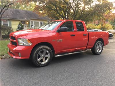 2017 Ram Ram Pickup 1500 lease in Bloomingdale,NJ - Swapalease.com