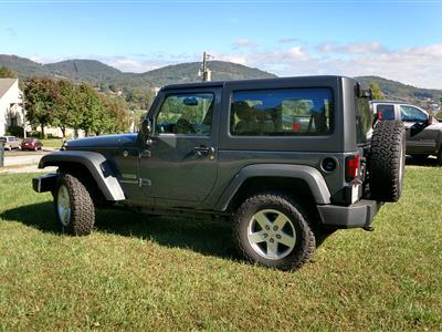 2017 Jeep Wrangler lease in Sparta,NC - Swapalease.com