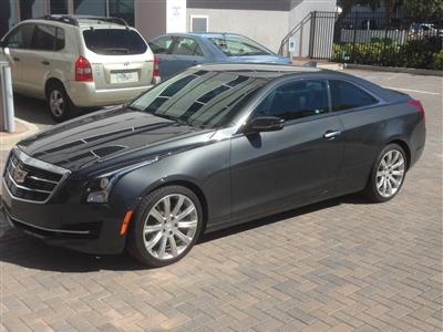 2016 Cadillac ATS Coupe lease in Sarasota,FL - Swapalease.com