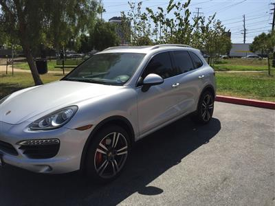 2011 Porsche Cayenne lease in Marina Del Rey,CA - Swapalease.com