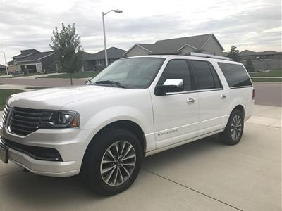 2017 Lincoln Navigator L lease in Sioux Falls,SD - Swapalease.com