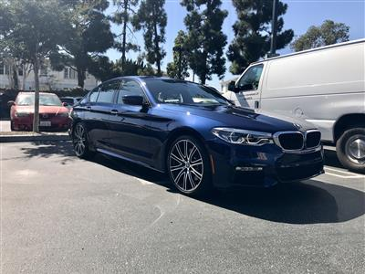 2017 BMW 5 Series lease in Playa Vista,CA - Swapalease.com