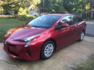 2016 Toyota Prius lease in Cary,NC - Swapalease.com