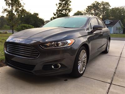 2016 Ford Fusion lease in Homosassa,FL - Swapalease.com