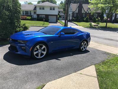 2017 Chevrolet Camaro lease in Rochelle Park,NJ - Swapalease.com
