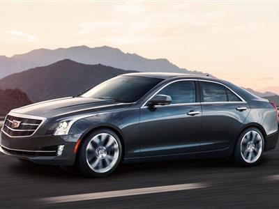 2015 Cadillac ATS lease in Beverly Hills,CA - Swapalease.com