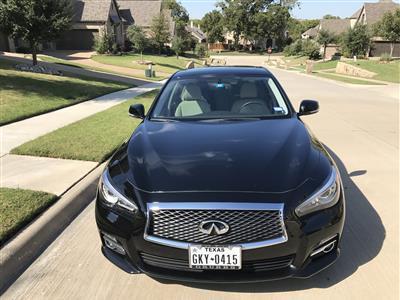2015 Infiniti Q50 lease in Alen,TX - Swapalease.com