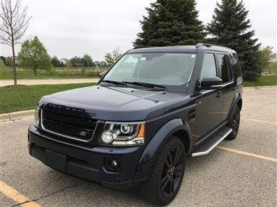 2016 Land Rover LR4 lease in Glenview,IL - Swapalease.com